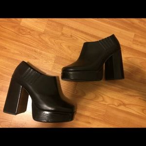 Square Toe Jeffrey Campbell Booties